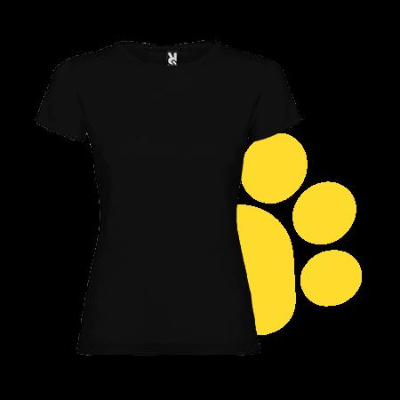 Camiseta mujer oscura