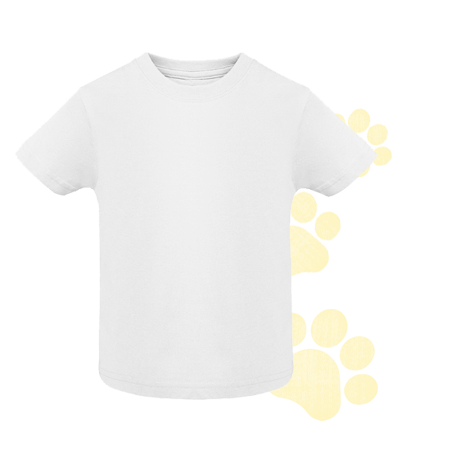 Camiseta bebé clara